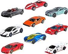 Hot Wheels Mini Vehicle 10 Pack #2
