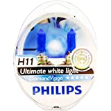 Pack 2 ampoules h7 diamond vision philips