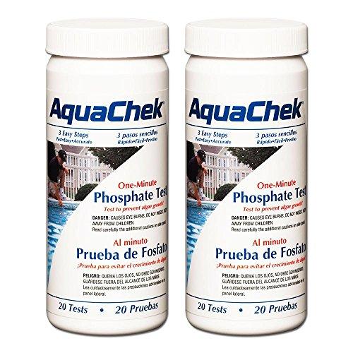 AquaChek 562227-02 Phosphate Test Kit, 2-Pack