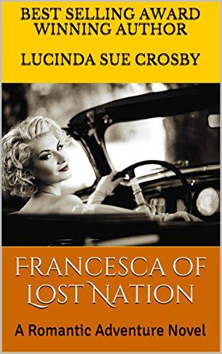 Book: Francesca of Lost Nation by Lucinda Sue Crosby