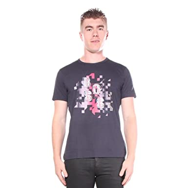 9afe983b984 Amazon.com: Hugo Boss Men's Tee 3 Graphic T-Shirts: Clothing