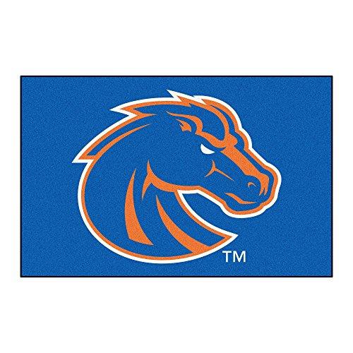 - Boise State University Logo Area Rug (All Star)