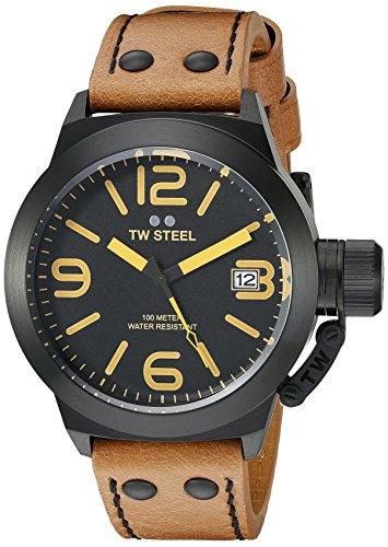 TW-Steel-Mens-CS41-Analog-Display-Quartz-Brown-Watch