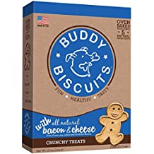 Buddy Cloud Star Original Biscuits - Bacon & Cheese Flavor - 16oz.