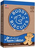 Buddy Cloud Star Original Biscuits – Bacon & Cheese Flavor – 16oz. Review