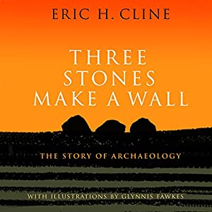 Three Stones Make a Wall Audiobook