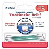 DenTek Toothache Relief,   (Pack of 3)