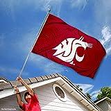 Washington State Cougars WSU University Large
