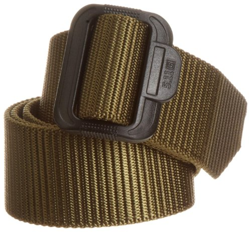 5.11 TDU Belt 1.75 Plastic Buckle 59552 Green XL
