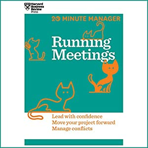 Running Meetings Audiobook