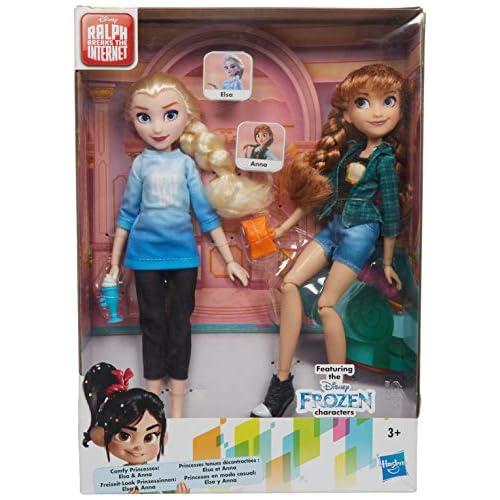 chollos oferta descuentos barato Disney Princess Elsa y Anna Hasbro E7417ES0
