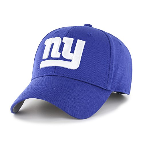 NFL New York Giants OTS All-Star MVP Adjustable Hat, Royal, One Size ()