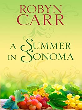 A Summer in Sonoma 0778328708 Book Cover