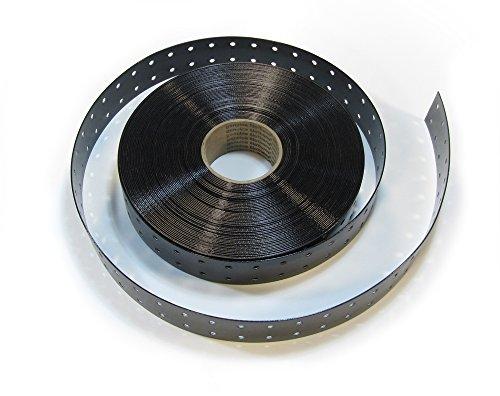 Safe-T-Proof STP-ST-222-27-BL Bulk Fastening Strap, 2''-100', Black by Safe-T-Proof