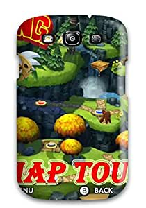 8542478K78525958 New Shockproof Protection Case Cover For Galaxy S3/ Donkey Kong Country: Tropical Freeze Case Cover