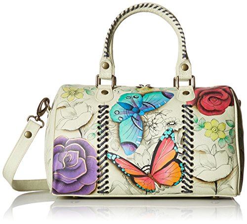 cute floral leather purse for women