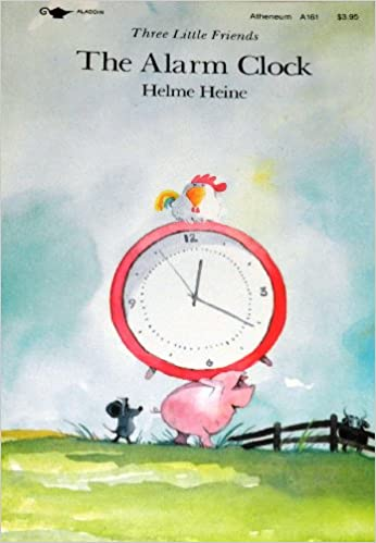 competitive price official supplier cheapest price The Alarm Clock (Three Little Friends) (English and German ...