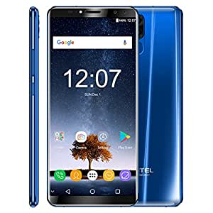 OUKITEL K6 6GB+64GB 6.0 inch Android 7.1 MTK6763 Octa Core up to 2.0GHz GSM & WCDMA & FDD-LTE (Blue)
