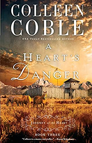 book cover of A Heart\'s Danger