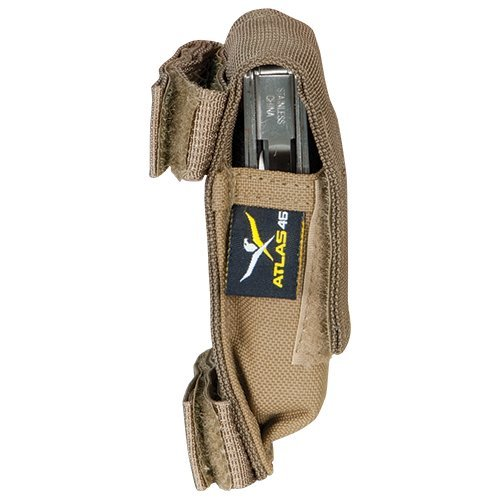 Atlas 46 Suspender Attachment Multi-Tool Pouch Coyote   Work, Utility, Construction, and Contractor by Atlas 46 (Image #3)
