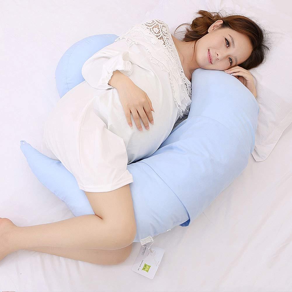 海外並行輸入正規品 WZS HOME 妊娠中の女性科学的な保護ウエストは眠っている純粋な綿の健康な月型多機能育児枕は6種類の贈り物を送信する WZS Pregnant woman pillow (色 : B B) HOME B07JVP27XB B, 保障できる:c6c94f5b --- brp.inlineteambrugge.be