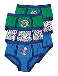 George Pig Boys Underwear - Briefs 6-pack