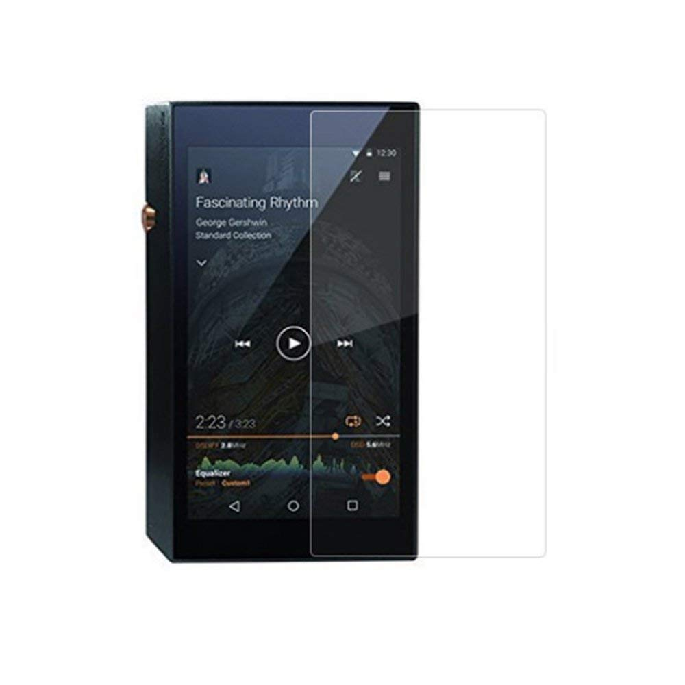 for Pioneer XDP-300R Audio Player Screen Protector, 9H Hardness Tempered Glass Bubble-Free Glass Screen Protectors for Pioneer XDP-300R (1 PCS)