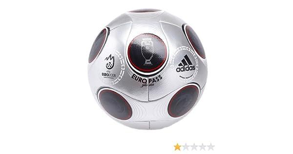 Adidas EUROPASS GLORIA VIENNA EM2008 - Balón de fútbol, color ...