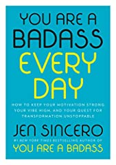 From the #1New York Timesbestselling author, reach your goals with this pocket-size inspiration and guidance to keep your transformation on trackFor anyone who has ever had trouble staying motivated while trailblazing towards badassery,You...