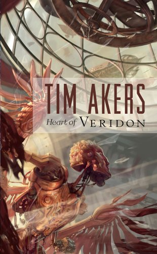 book cover of Heart of Veridon