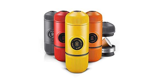 Amazon.com: Máquina de café portátil Cápsula de café Máquina ...
