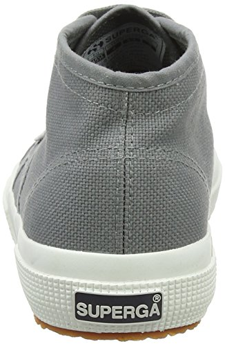 Superga 2754 Cotu, Zapatillas Altas Adultos Unisex Grey (Grey Sage)