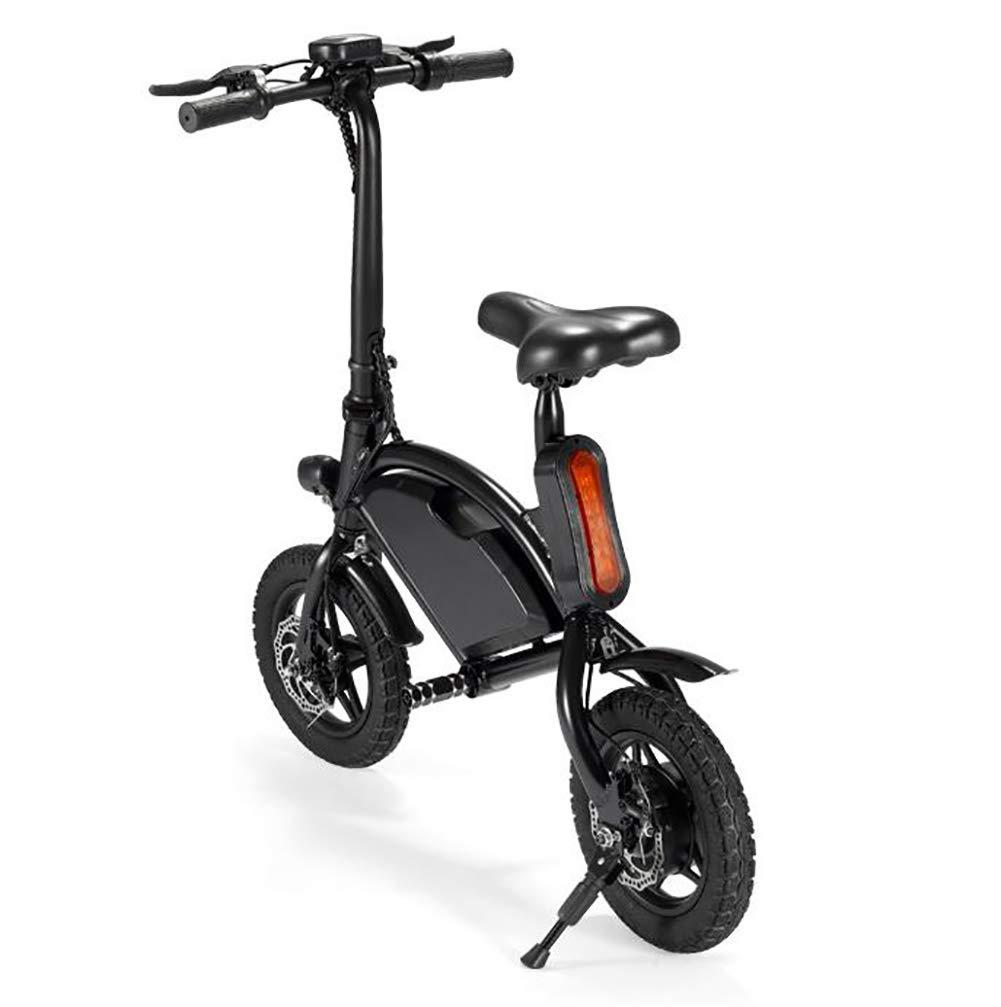 envío rápido en todo el mundo negro TX Bicicleta eléctrica eléctrica eléctrica Plegable Mini Uso de ciclomotor de Litio con batería de Litio, Uso con PanTalla LCD  punto de venta