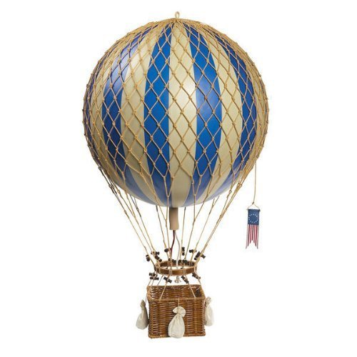 Authentic Models Royal Aero Balloons in Blue