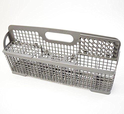 Price comparison product image Kitchenaid W10190415 Dishwasher Silverware Basket Genuine Original Equipment Manufacturer (OEM) part for Kitchenaid