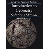 Art of Problem Solving Introduction to Geometry Solutions Manual