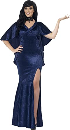 Ladies Halloween Fancy disfraz de fiesta Sexy curvas hechicera ...