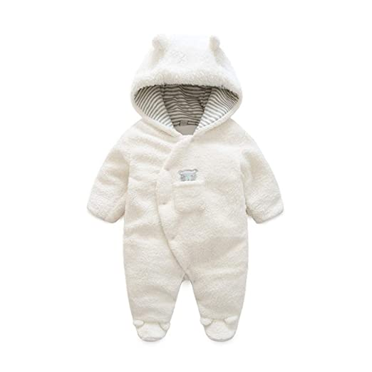 e3006fd5c Amazon.com  Fairy Baby Newborn Boys Girls Winter Bunting Outwear ...