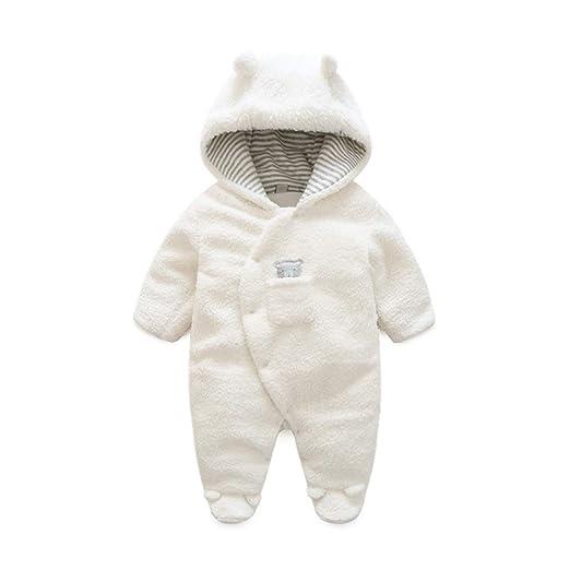 f1693d301 Amazon.com  Fairy Baby Newborn Boys Girls Winter Bunting Outwear ...