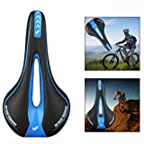 OFKPO Mountain Bike Saddle Seat Gel Comfort Bicycle Seat MTB Bicycle Cushion