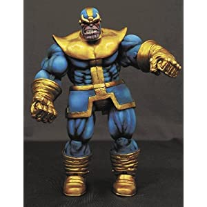 Diamond Select Toys Marvel Select Thanos Action Figure