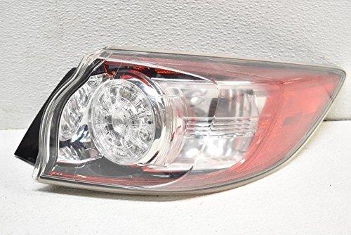 Mazdaspeed 3 Oem Led Tail Lights - 7