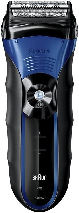 Braun Series 3 340 Wet & Dry - Afeitadora eléctrica con estuche ...