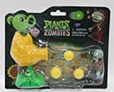 1PCS Game Plants vs Zombies Peashooter PVC Action Figure Toy Doll Puppets Model