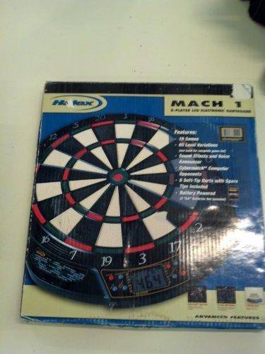 electronic dart board halex - 6