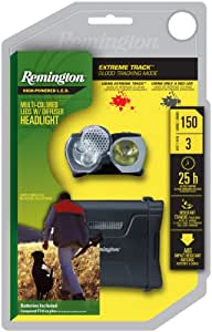 Remington  High-performance 4AA-size LEDHeadlight