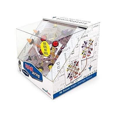 Brainstring Advanced Brainteaser Puzzle – 3D Block Puzzle: Toys & Games