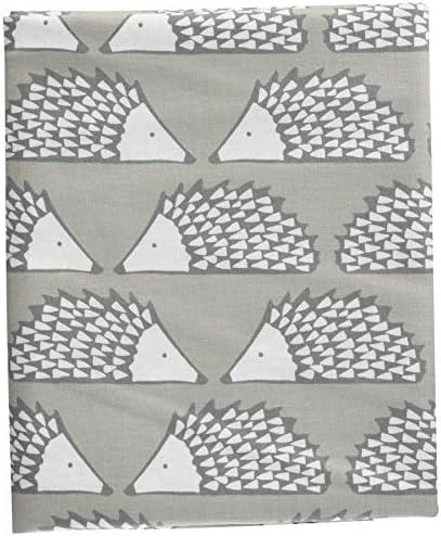 輸入生地 FreeSpirit Fabrics フリースピリット SPIKE グレー ハリネズミ 巾110cm×50cmカットクロス PWSC009-GRAYX-50