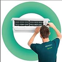 Instalação de Ar-Condicionado Split Parede 15.000 a 19.000 BTUs
