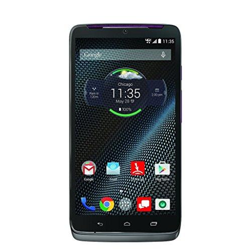 Motorola DROID Turbo - 32GB Android Smartphone - Verizon Unlocked - Purple (Certified Refurbished)
